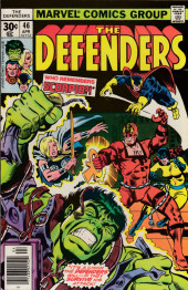 Defenders (The) (1972) -46- Who remembers scorpio?