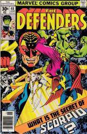 Defenders (The) (1972) -48- Sinister savior