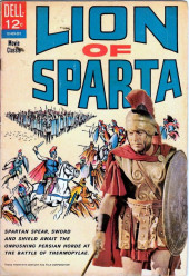 Movie Classics (Dell - 1962) -439- Lion of Sparta