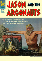 Movie Classics (Dell - 1962) -376- Jason and the Argonauts