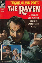 Movie Classics (Dell - 1962) -680- The Raven