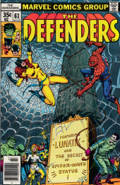 Defenders (The) (1972) -61- Life, liberty and pusuit of Lunatik