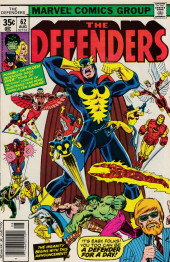 Defenders (The) (1972) -62- Membership madness