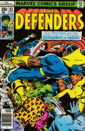 Defenders (The) (1972) -63- Deadlier by the dozen