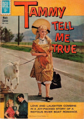 Four Color Comics (Dell - 1942) -1233- Tammy Tell Me True