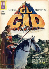 Four Color Comics (Dell - 1942) -1259- Samuel Bronston's El Cid