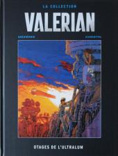 Valérian - La collection (Hachette) -16- Otages de l'ultralum