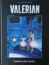 Valérian - La collection (Hachette) -17- L'orphelin des astres