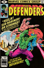 Defenders (The) (1972) -78- The return of the original defenders