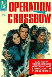 Movie Classics (Dell - 1962) -590- Operation Crossbow