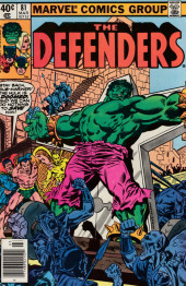Defenders (The) (1972) -81- War in Ogeon
