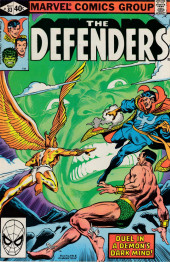 Defenders (The) (1972) -83- End of the tunnel