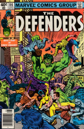 Defenders (The) (1972) -86- The left hand of silence