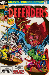 Defenders (The) (1972) -90- Mind over mandrill