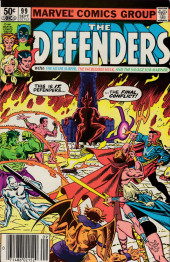 Defenders (The) (1972) -99- The final conflict?