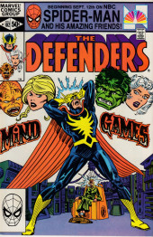Defenders (The) (1972) -102- Mind games