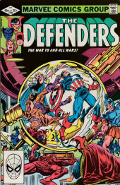 Defenders (The) (1972) -106- The war to end all wars