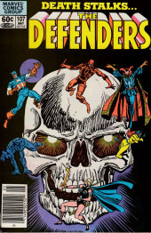 Defenders (The) (1972) -107- On death and dying...