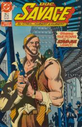 Doc Savage Vol.1 (DC Comics - 1987) -1- The heritage of Doc Savage 1: Into the silver pyramid