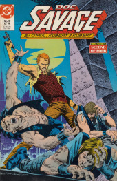 Doc Savage Vol.1 (DC Comics - 1987) -2- The heritage of Doc Savage 2: Cities of fear