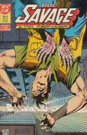 Doc Savage Vol.1 (DC Comics - 1987) -4- The heritage of Doc Savage 1: Secrets of the twin towers