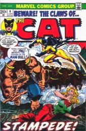 Cat (The) (1972) -4- Stampede