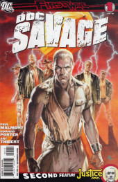 Doc Savage Vol.3 (DC Comics - 2010) -1- Issue # 1
