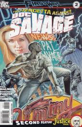 Doc Savage Vol.3 (DC Comics - 2010) -2- The Vendetta against...