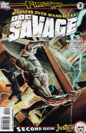 Doc Savage Vol.3 (DC Comics - 2010) -3- Madness Over Manhattan!