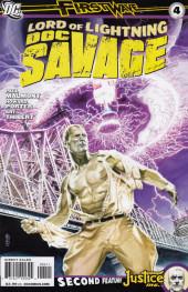 Doc Savage Vol.3 (DC Comics - 2010) -4- Lord of Lightning
