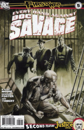 Doc Savage Vol.3 (DC Comics - 2010) -5- Every Hand Again