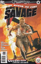 Doc Savage Vol.3 (DC Comics - 2010) -8- The River of Fire