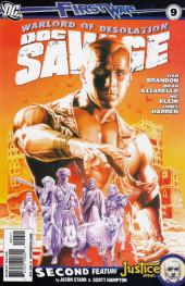 Doc Savage Vol.3 (DC Comics - 2010) -9- Warlord of Desolation