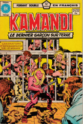 Kamandi (Éditions Héritage) -2122- L'hôpital !