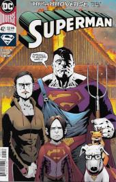 Superman (2016) -42- Father of Boyzarro