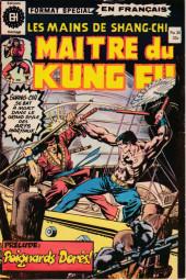 Les mains de Shang-Chi, maître du Kung-Fu (Éditions Héritage) -30- Prélude : Les dagues dorées (une course mortelle)
