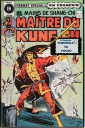 Les mains de Shang-Chi, maître du Kung-Fu (Éditions Héritage) -27- Quand on tue dans le secret et par illusion !