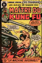 Les mains de Shang-Chi, maître du Kung-Fu (Éditions Héritage) -18- L'attaque sur une mer en furie