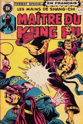 Les mains de Shang-Chi, maître du Kung-Fu (Éditions Héritage) -9- Fleuve de mort !
