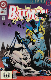 Batman Vol.1 (DC Comics - 1940) -500- Dark Angel 1: The Fall