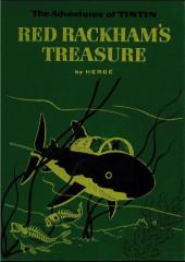 Tintin (The Adventures of) -12'- Red Rackham's Treasure
