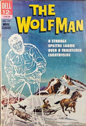 Movie Classics (Dell - 1962) -922- The Wolf Man