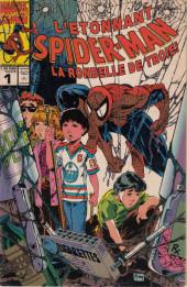 L'Étonnant Spider-Man (1990) -1- La rondelle de Troie