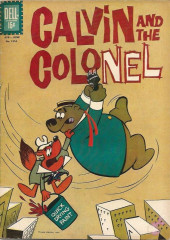 Four Color Comics (Dell - 1942) -1354- Calvin and the Colonel
