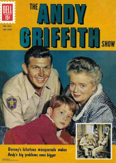 Four Color Comics (Dell - 1942) -1341- The Andy Griffith Show