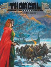Thorgal (Les mondes de) - La Jeunesse de Thorgal -6- Le drakkar des glaces