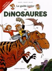 Les guides Junior -19- Les dinosaures