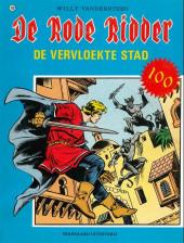 Rode Ridder (De) -100- De vervloekte stad