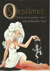 (Catalogues) Ventes aux enchères - Divers - Septimus - vente du 8 octobre 2017 - hôtel nivelles-sud