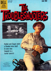 Four Color Comics (Dell - 1942) -1108- The Troubleshooters
